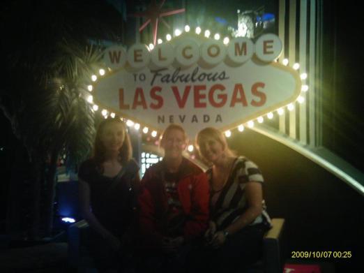 Ladies in Vegas...
