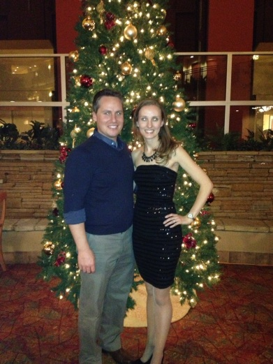 Kevin's company Christmas party
