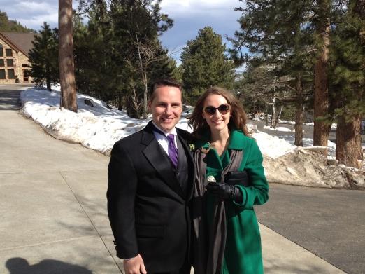 Christina + Matt - April 2013 - Estes Park, CO