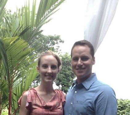Kelly + Nelson - August 2012 - Manuel Antonio, Costa Rica