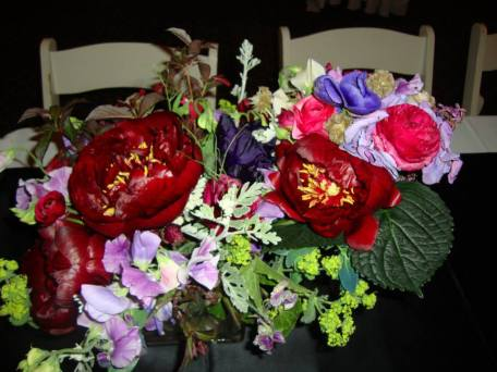 Wedding Day - Centerpieces