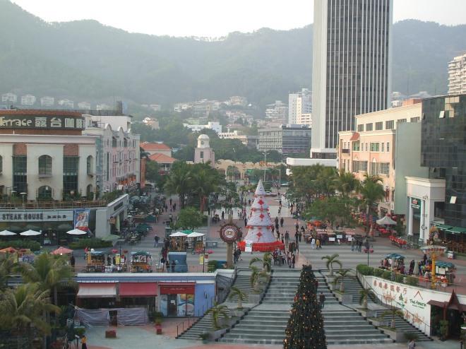 She Kou plaza 2