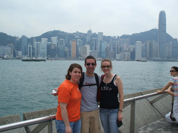 Amy Todd Amy Hong Kong